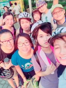 圓夢課程培訓 第一次單車體驗 (8)