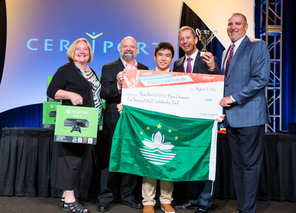 Photographs from the 2016 Global Partner Summit, Adobe Certified Associate World Championship, and Microsoft Office Specialist World Championship, held in Orlando, FL.