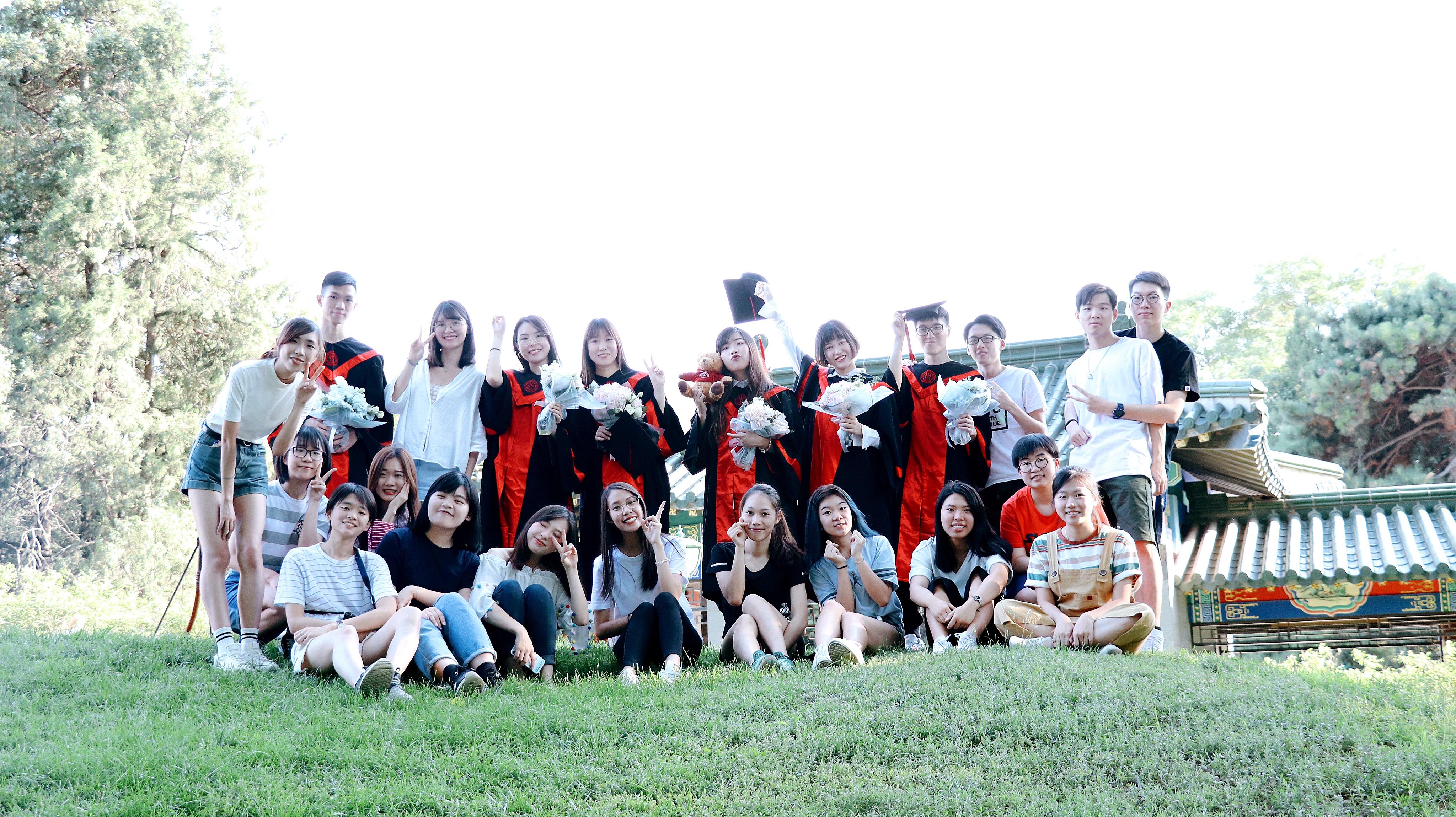 006_參加人大師兄、師姐的畢業照拍攝活動