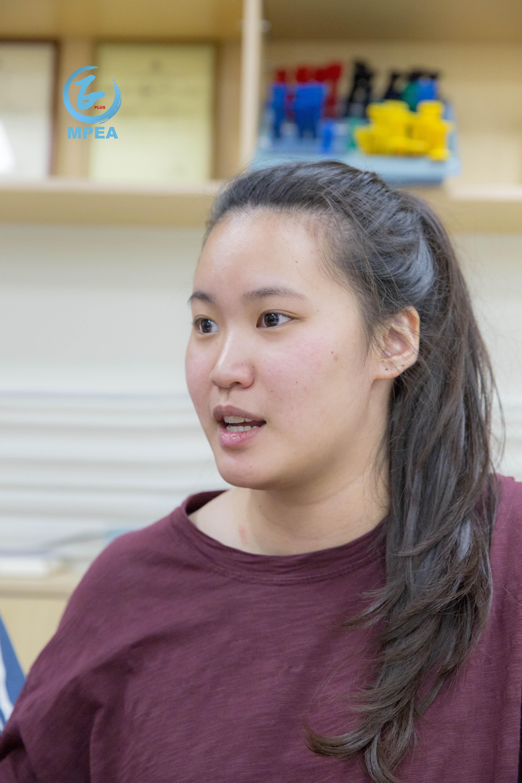雖然每當一名學員外出就業,工作量便大增,但Annie 喜愛與學員面對挑戰。