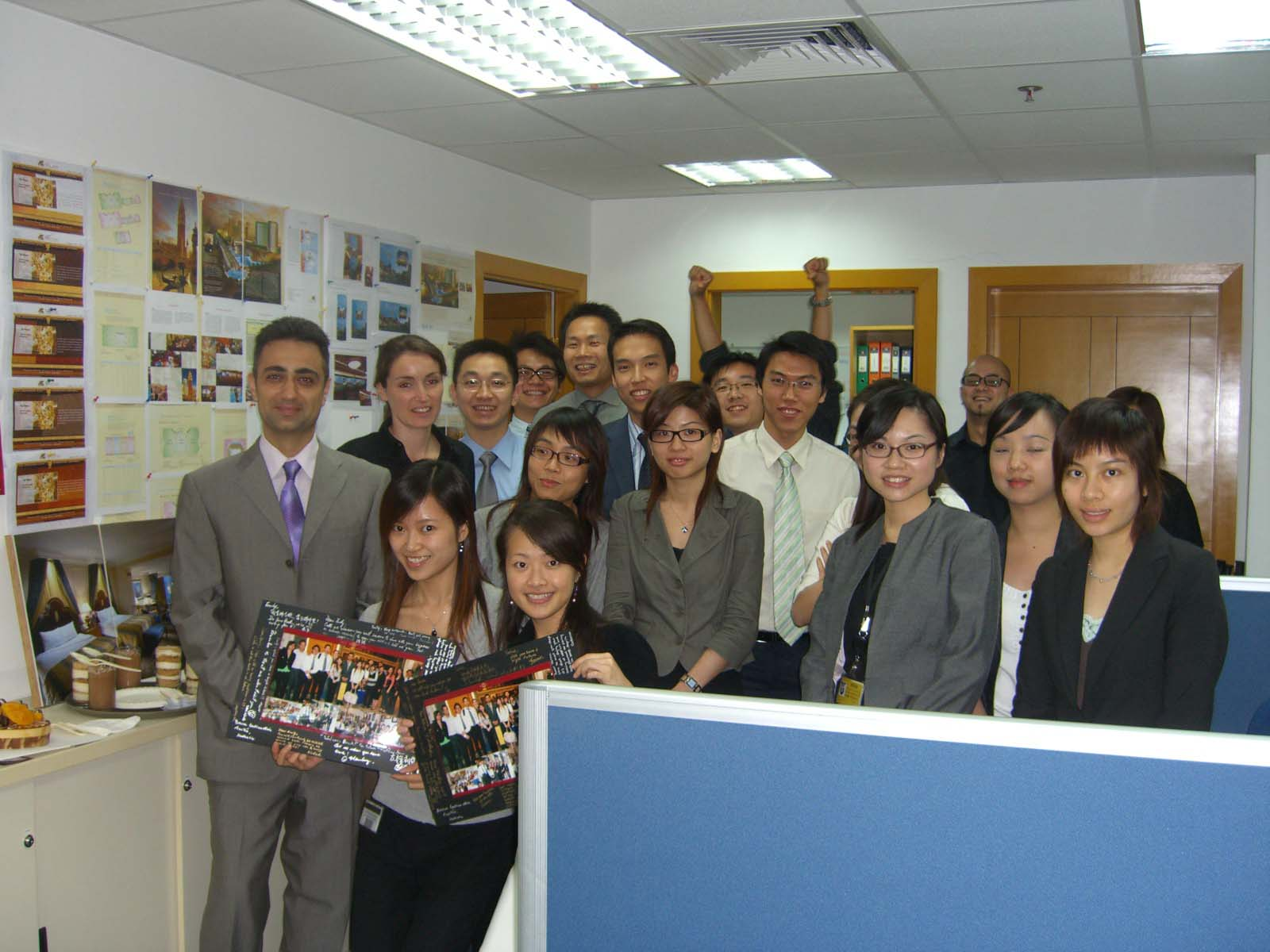 Sands Strategic Marketing 2006 October